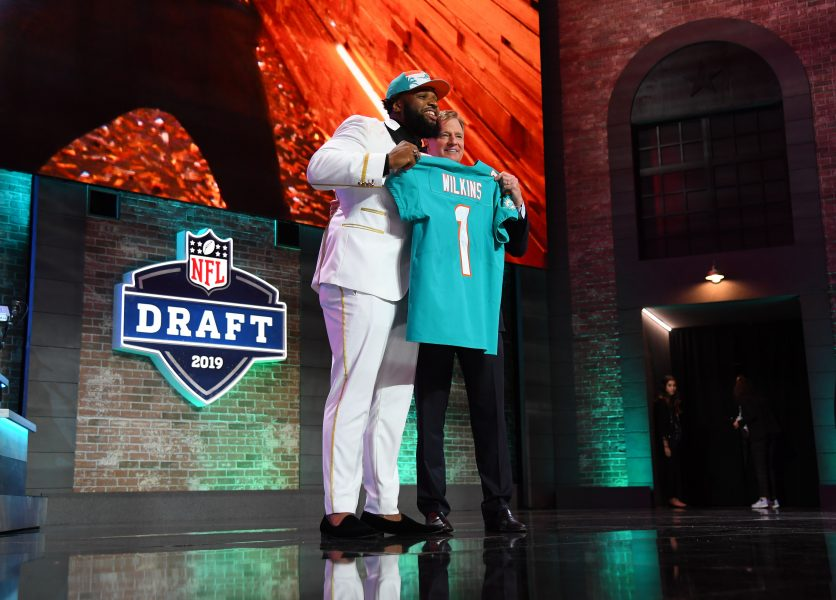 Dolphins draft options